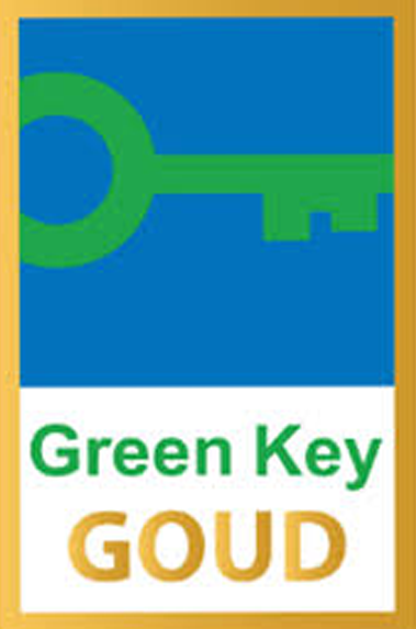 green key goud transparant